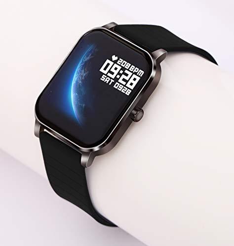Contador de Pasos Multifuncional del Ritmo cardíaco del Reloj de la natación del Reloj Elegante de los Deportes al Aire Libre