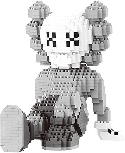 Mini Bloques De Construcción Kits De Construcción KA-WS 3D Puzzle Toys Figure De Acción Modelo De Colección Juguete,D