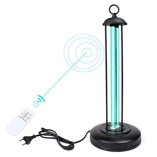 RAIN QUEEN UV-Lampen UV-C Lampe UV-C Light Ozon 36 W für Haus Luftreiniger Reiniger (Schwarz)