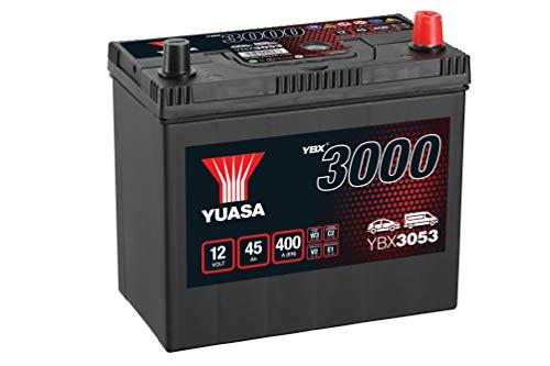 Yuasa YBX3053 12V 45Ah 400A SMF Battery