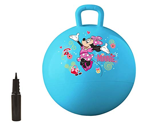 """Hedstrom Minnie Mouse 18"""" Hopper with Pump"""