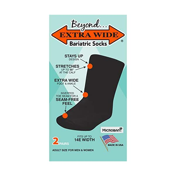 buy  Bariatric Sock for Extreme Lymphedema. Stretches ... Diabetes Care