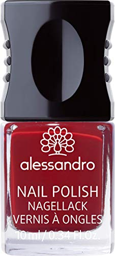 alessandro Nagellack 26 Velvet Red, 10 ml