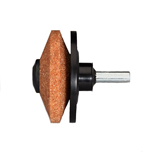 Multi-Sharp 1301 Afilador de Cuchillas Multiuso para Cortacésped Rotativo, Espadas, Azadas, Corta...