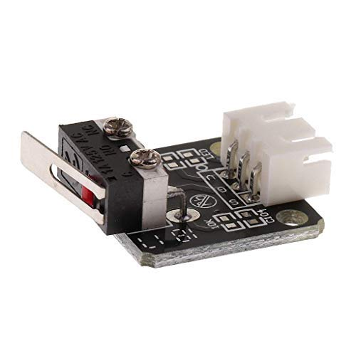 SGerste 3D Printers Part 3Pin Control Limit Switch with Plug for Creality 3D CR-10/10S/S4/S5/Ender2