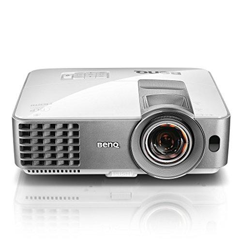 "BenQ MW632ST - Proyector DLP Tiro Corto (65"" a 1 m, WXGA, Zoom 1.2X, 3200 lumens, Altavoz 10X Incorporado, HDMI) Color"