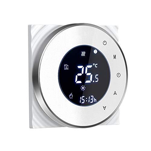 Termostato Wi-Fi para caldera de gas, termostato inteligente...