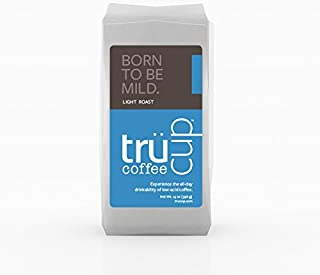 trücup Low Acid Coffee, Drip Grind, Born to Be Mild, 12 Ounce