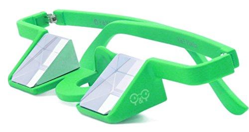 YY Vertical Sicherungsbrille Plasfun Grün, Sportbrille, Größe One Size - Farbe Green