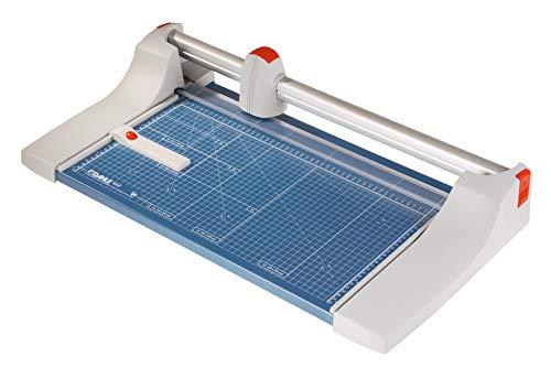 Dahle R000442 Taglierina a Rullo Professionale, A3, 510 mm, Blu