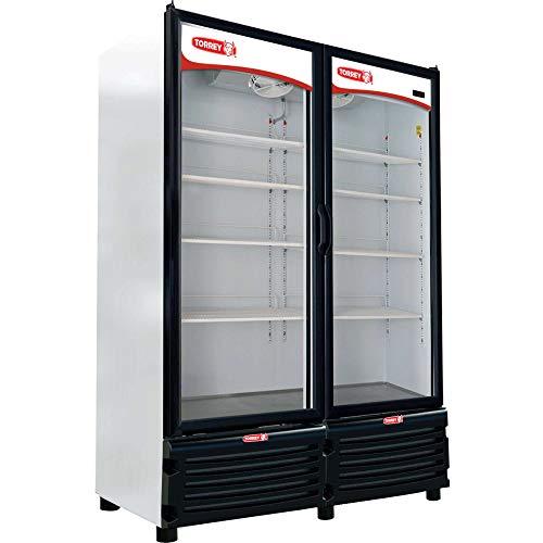 refrigerador puerta cristal fabricante Torrey