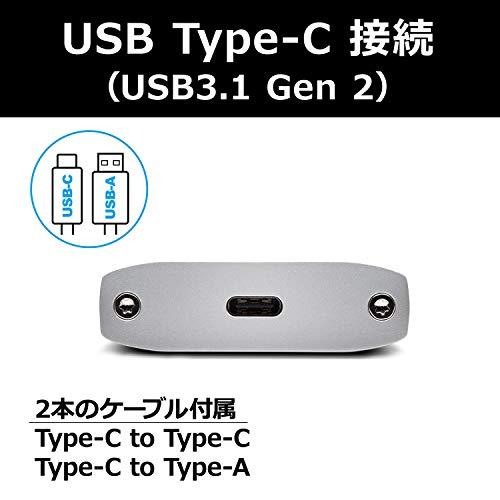 WesternDigital(ウエスタンデジタル)『G-DRIVEMobileSSD1TB(0G06053)』