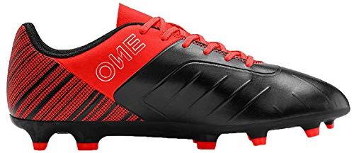 Puma One 5.4 Fg/Ag męskie buty do piłki nożnej, czarny - Schwarz Puma Black Nrgy Red Puma Aged Silver - 42 EU