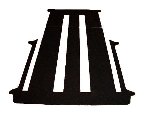 autix 581582 Teppich Fußmatte hinten Kofferraummatte Gastraummatte 2 Schiebetüren mit Schiebetisch