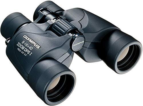 Olympus 8-16x40 DPS-I - Prismáticos, Zoom óptico 8-16x, Color Negro