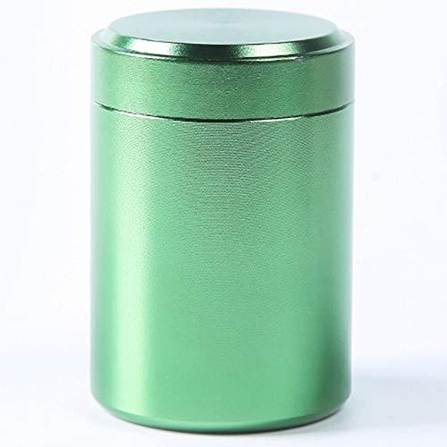 Unknow Ristiege - Contenedor de almacenamiento de alimentos, caja pequeña, portátil, para café, azúcar, almacenamiento, cocina, especias