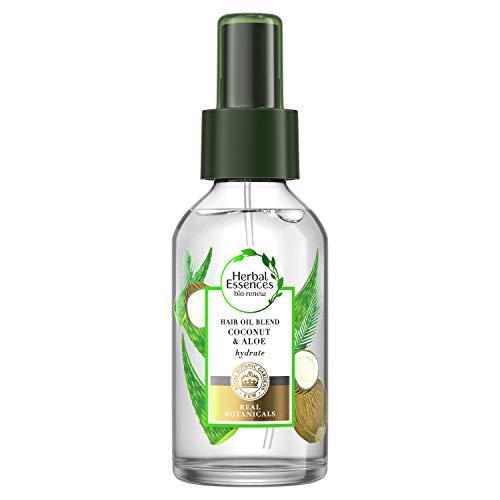 Aqua Óleo Herbal Essences Babosa & Extrato de Coco 100Ml, Herbal Essences