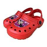Pantofole Disney Minnie Ciabatte per Ragazza Bambina Zoccoli Clog 3222