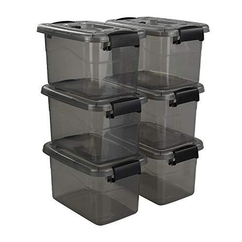 La mejor comparación de Cajas de Plastico Con Tapa Home Depot al mejor precio. 9