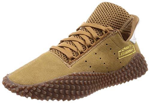 Adidas Kamanda 01, Zapatillas de Deporte para Niños, Multicolor (Desnat/Desnat/Balcri 000), 38 EU