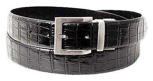 BOSS Ceinture homme men's belt leather black