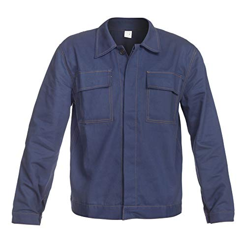Hydronblau DINOZAVR Anax Herren Baumwolle Arbeitsoverall Schutzanzug mit vielen Taschen