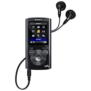 Sony NWZE38 Walkman MP3 Player
