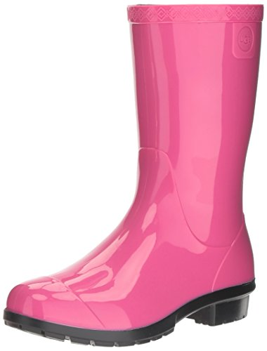 UGG unisex child Raana Boot, Diva Pink, 2 Little Kid US