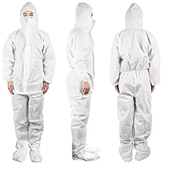 Best disposable coveralls cheap Reviews