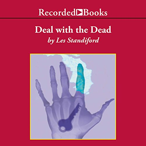 Deal with the Dead audiobook cover art