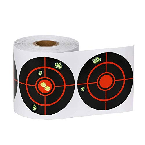 Goodtimera Shooting Splatter Zielscheiben Selbstklebende Reaktiver Aufkleber Für Pistole Airsoft Shooting