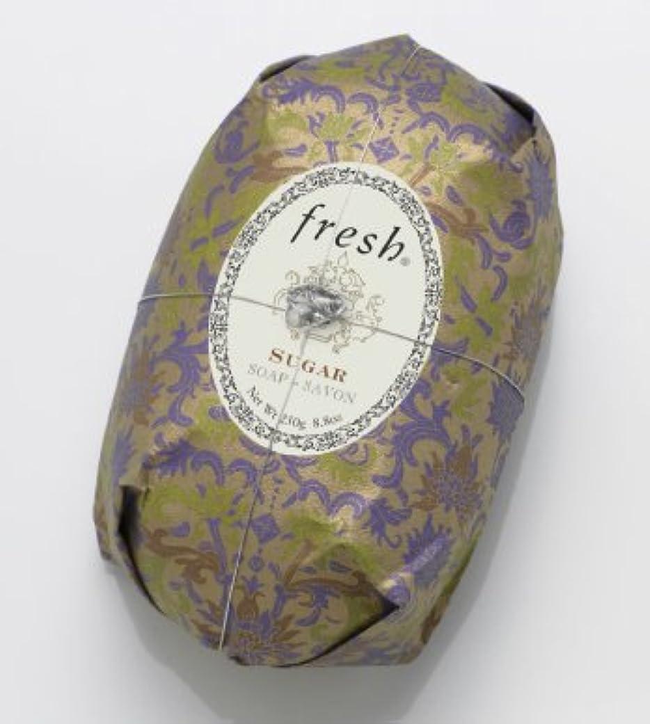 圧縮する安心させる食い違いFresh SUGAR SOAP (フレッシュ シュガー ソープ) 8.8 oz (250g) Soap (石鹸) by Fresh