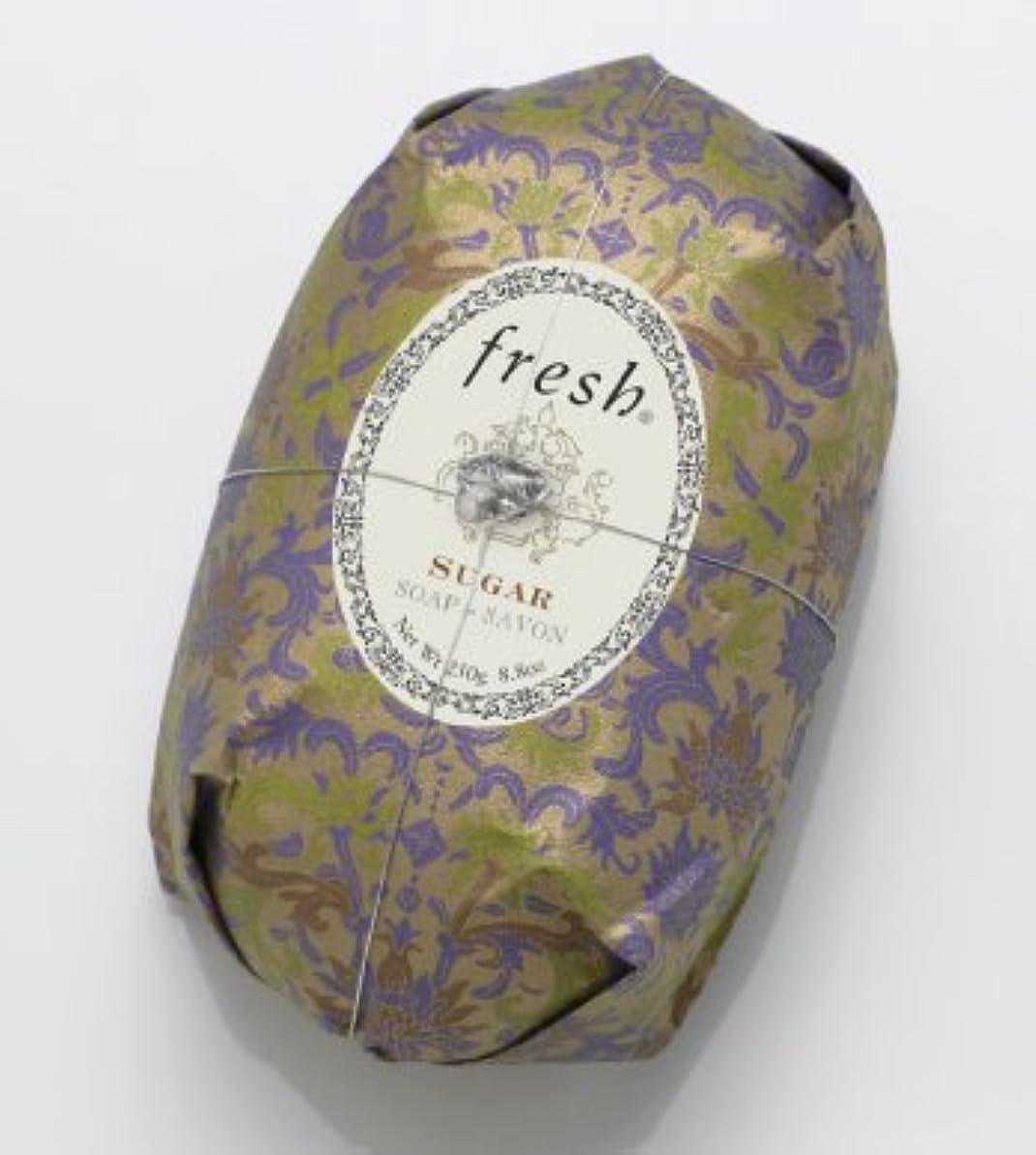部族フィラデルフィア原点Fresh SUGAR SOAP (フレッシュ シュガー ソープ) 8.8 oz (250g) Soap (石鹸) by Fresh