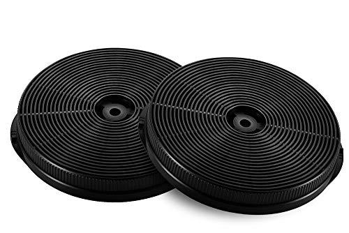 respekta Aktiv-Kohlefilter MIZ 1000 N Filter, 2 Stück