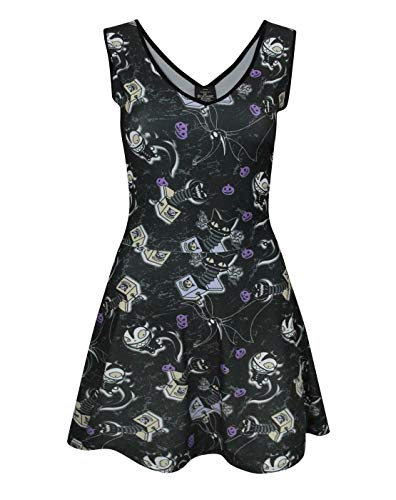 Mujeres - Disney - Nightmare Before Christmas - Vestido (S)