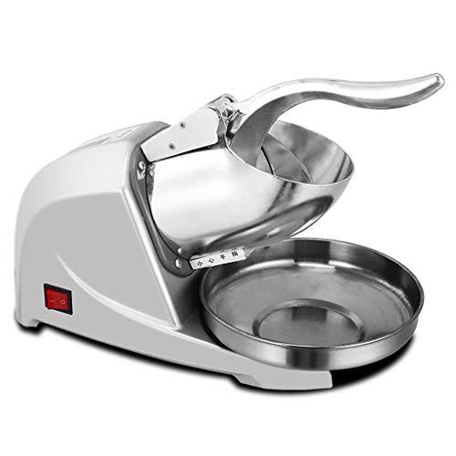 Eismixer Gewerbliche Eismaschine, elektrische Hochleistungs-Haushaltsschneemaschine, Sand-Eismaschine, Teeladen Dedicated Ice Blender, Geschwindigkeit: 1400 U/min