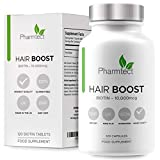 Biotin Hair Growth Supplement | 10,000mcg | High Potency Supplement Enriched with Pure Biotin | Supports...