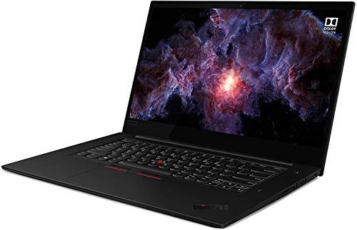 Lenovo Thinkpad X1 Extreme (2nd Gen) 20QV0009US 15.6' IPS 1920 x 1080 HD Notebook - Core i7 9750H / 2.6 GHz - Win 10 Pro 64-bit - 16 GB RAM - 512 GB SSD - GTX 1650 Graphics