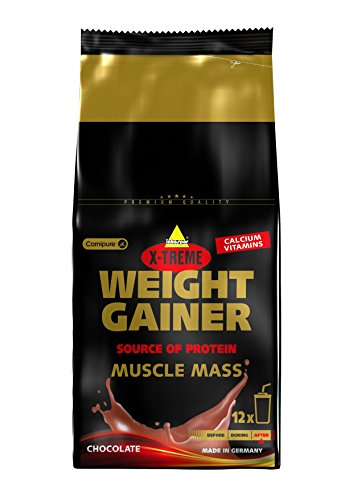 Inkospor X-Treme Weight Gainer, Schokolade, 1200g Beutel