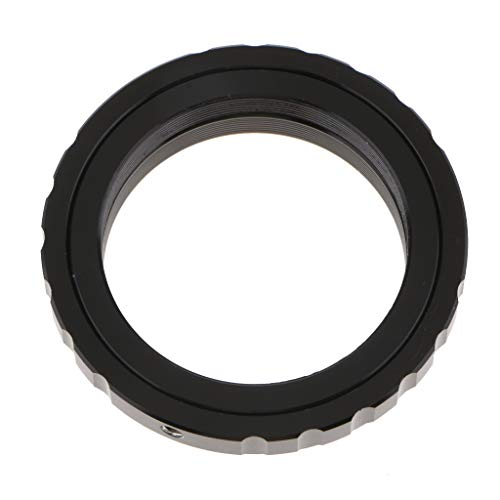 D DOLITY - Anillo Adaptador de Objetivo telescópico M42 x 0,75 mm T2 para cámaras réflex Digitales Nikon