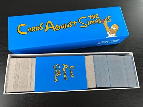 B.B. E-Commerce Ltd Cards Against Simpsons (Kartenspiel)