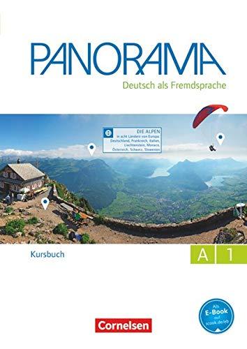 Panorama: A1: Gesamtband - Kursbuch: Mit PagePlayerApp inkl. Audios, Videos und Übungen: Mit Augmented-Reality-Elementen (Panorama - Deutsch als Fremdsprache)
