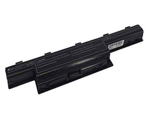 Golem-power 11.1V 4400mAh AS10D31 AS10D51 AS10D61 AS10D81 Replacement Laptop battery of Gateway NV53A NV49C NV59C Packbell EasyNote LM86 TM86 TM87