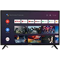 """LEVEL HDA9032 Android TVTM 32 pulgadas 81 cm (HD LED 32"""" Smart TV, Triple Tuner, Android TV 9.0 Pie, Google Assistant, Google Play, Prime Video y Netflix) Wi-Fi [Clase energética A]"""