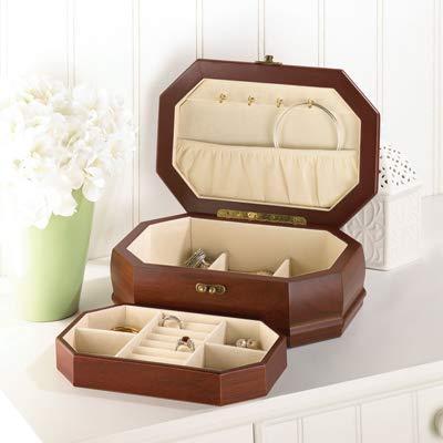 Elegante Schmuck-Box