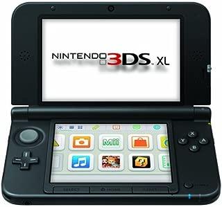 Nintendo 3DS XL - Black [Old Model]