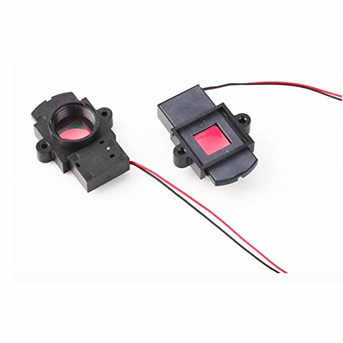 LaDicha 3MP HD IR-Cut doppio filtro Switcher M12 interfaccia per FPV Camera RC drone