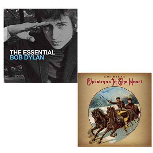Essential (Best Of) - Christmas In The Heart - Bob Dylan Greatest Hits 2 CD Album Bundling