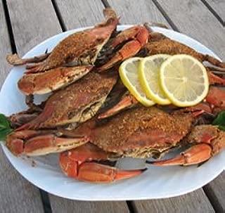 dozen of crabs