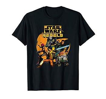 Star Wars Rebels The Good Guys T-Shirt